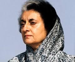 Indira Gandhi
