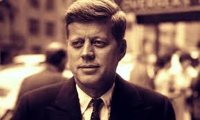 John F Kennedy 1