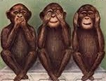 THREE MONKEYS 1