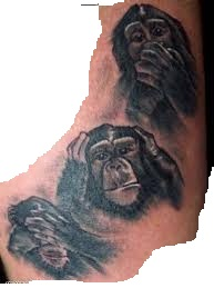 THREE MONKEYS 2