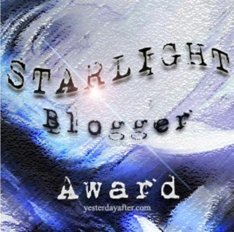 Starlight Blogger Award Image