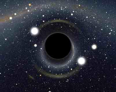 Black Hole Image 1